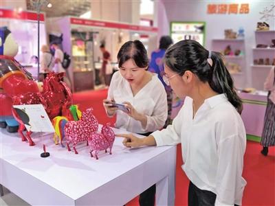 """""""唐富贵""""系列文创产品,受到市场热烈欢迎"""