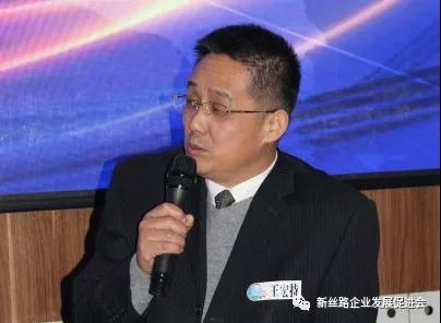 新丝路企业发展促进会副会长王宏持先生
