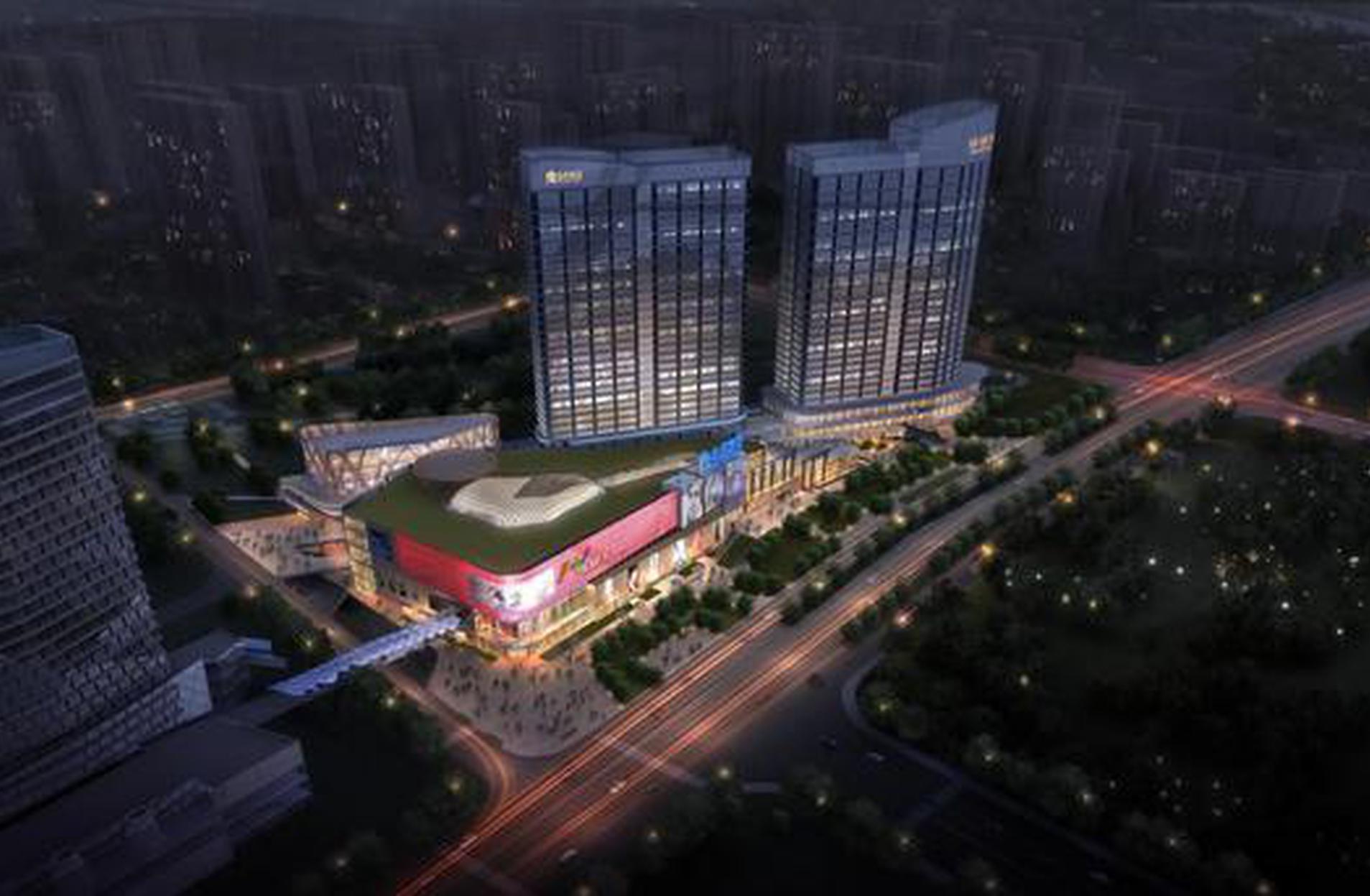 金辉·环球广场六一启航曲江