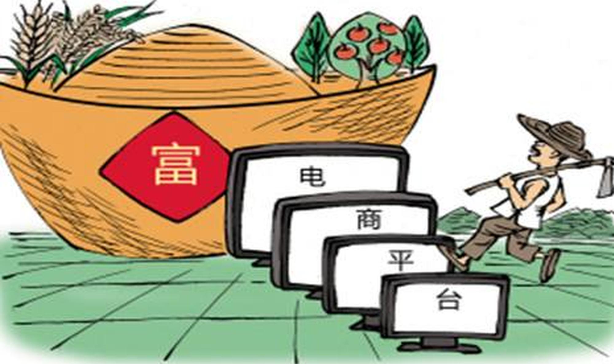 汉中市财政积极推进农村电商发展