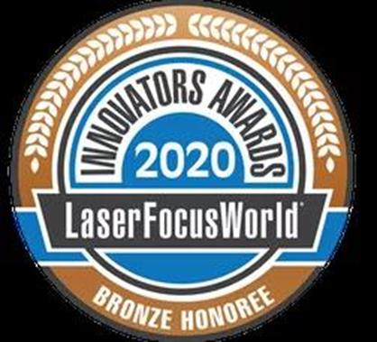 炬光科技广角光束匀化扩散器获创新者奖铜奖