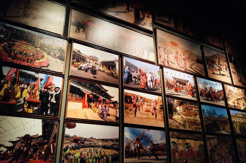 陕北民歌博物馆正式开馆