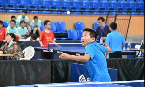 延安第七届运动会2020年度青少年足球 乒乓球比赛举行