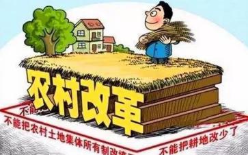 三变促进农村改革升华--三变改革的董岭村