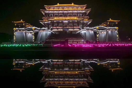 2018年春节西安市实现商品销售额约162亿元 同比增长10.2%