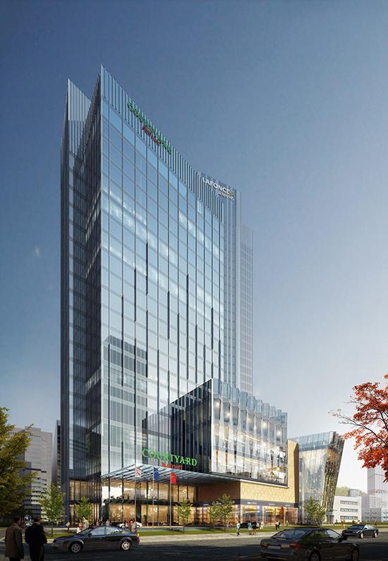 西安首家万怡品牌酒店盛大开业