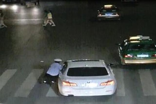 宝鸡发生车祸致一行人身亡 肇事司机驾车逃逸