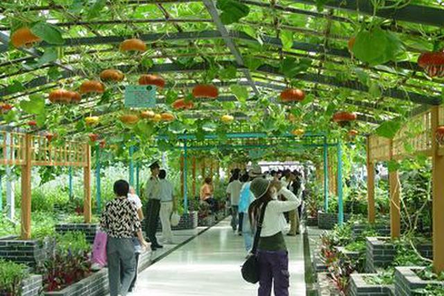 中国西部现代农业博览会在西安开幕