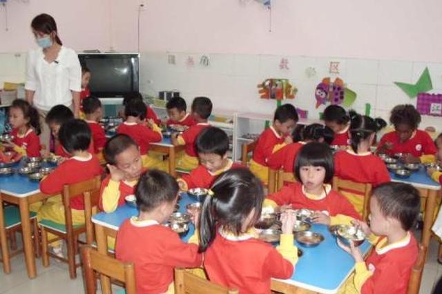 陕西出台保育员工作指南 幼儿进餐时不得催食