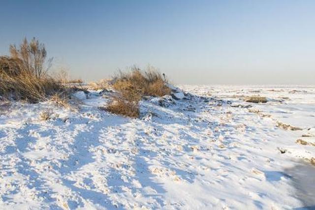 榆林、延安降下今冬初雪 延安发出客运班车已停运