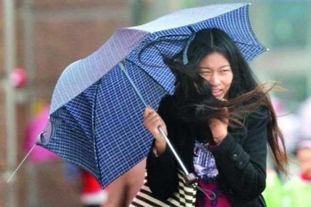 14日陕北地区有吹风降温天气 榆林北部有小雪