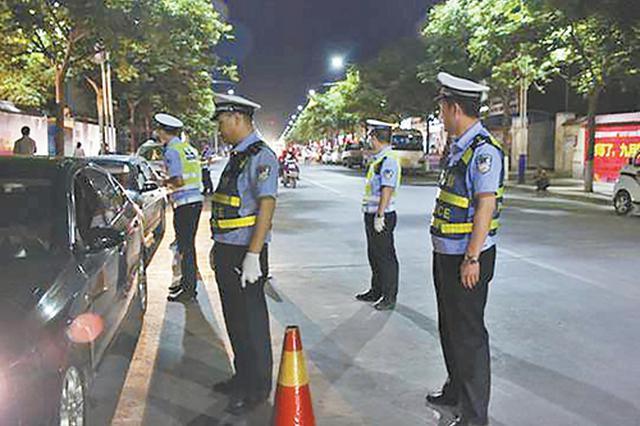 杨凌社会治安满意度连续三年全省排名第一