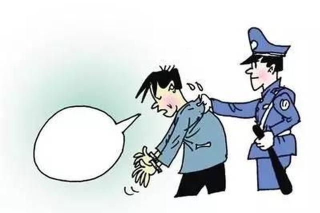 汉中司机为泄私愤阻碍民警正常执法 被行拘