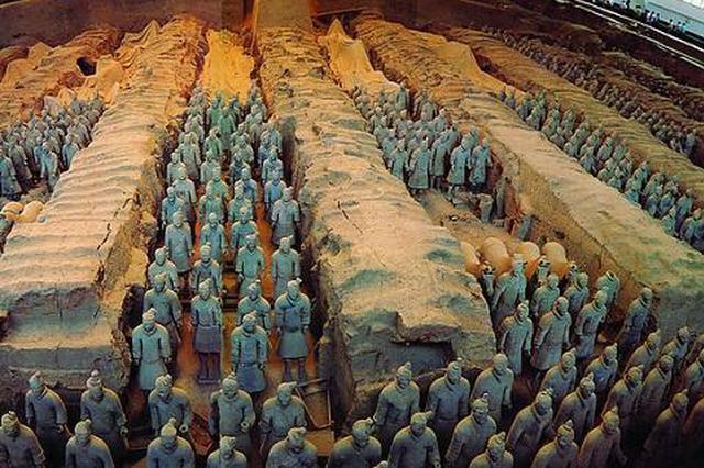 兵马俑春节前3天接待游客近十万 明后天或迎最高峰