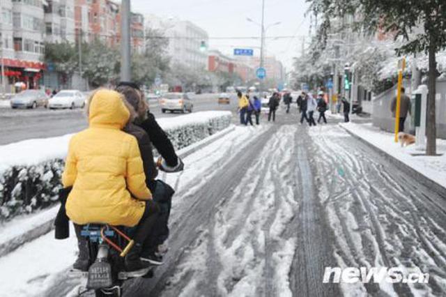 未来三天陕西将迎阴雨雪天气 降水量在5毫米以下