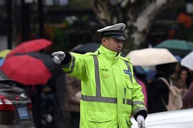 春节假期陕西交警全力保畅通 累计出动警力5.9万人次