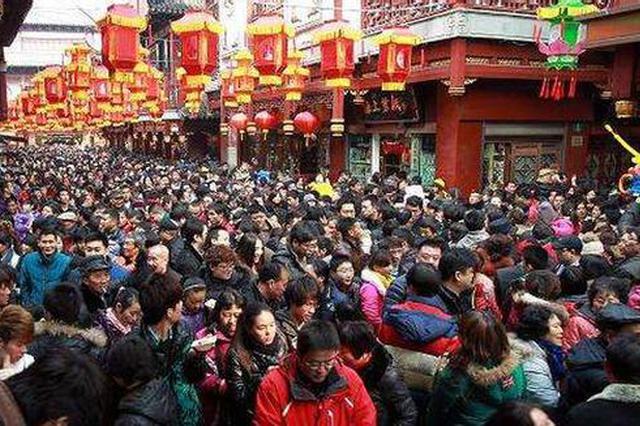 春节西安共接待游客1269万 旅游收入同比增长137.08%