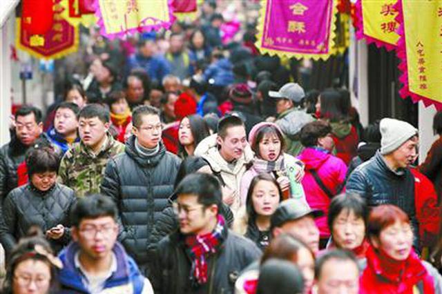 春节陕西接待游客超四千万人次 旅游收入207.17亿