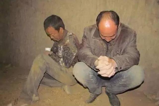 盗墓贼逃亡六年回家过年落网 惊呼:警察不过年吗