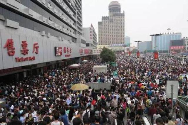 节后客流高度集中叠加 三府湾客运站客流增66%