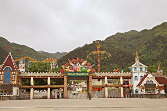秦岭野生动物园接待游客10万余人次 增长82.26%