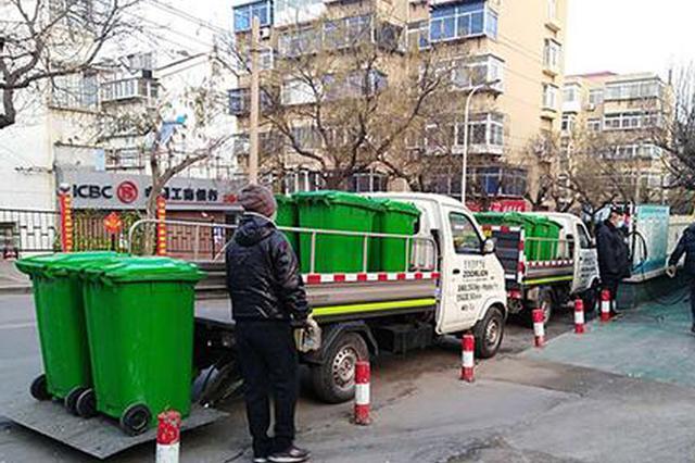 春节西安保持不间断保洁 清理生活垃圾5.2万吨