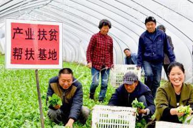 """陕西产业扶贫实施""""八大工程"""" 力争使40万人摘穷帽"""