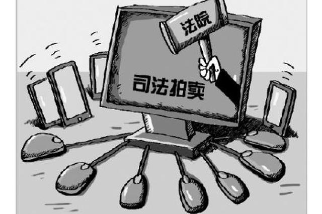 榆林网络司法拍卖启动至今 标的总金额超过11亿元