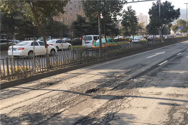 3月15日-5月30日 西安西二环慢道将全封闭围挡施工