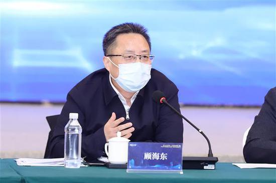 相城区委书记顾海东讲话
