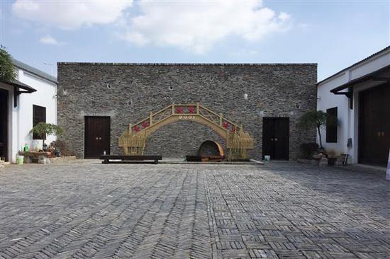苏州·阳澄湖舟船文化馆