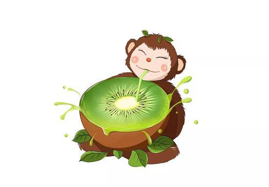 食用小贴士:猕猴桃属候熟果,需要放置成熟或催化成熟方可食用。
