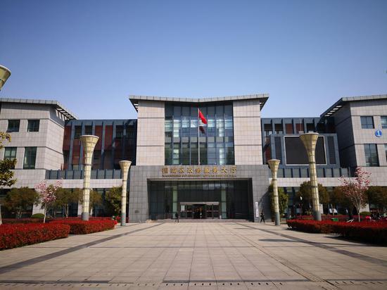 相城区行政服务大厅