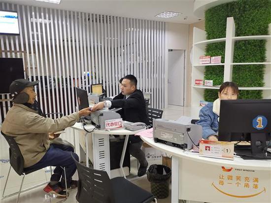 姚祥社区便民服务中心