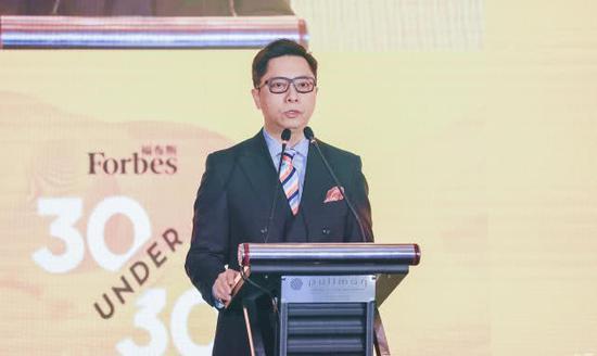 福布斯环球媒体控股有限公司执行董事福布斯中国首席执行官李思卫致辞