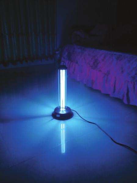 紫外线消毒灯(资料图)
