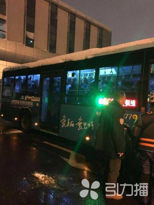 372条公交线路正常营运。