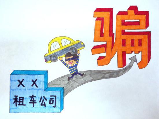 漫画制图:张思初
