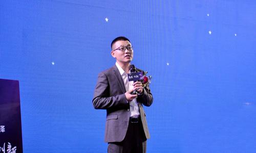 朗铎科技销售总监 杨山山