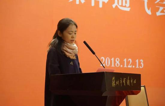新华社新闻信息中心江苏中心副主任杨丽