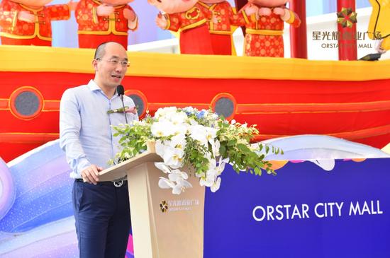 复豫智慧零售产业发展集团联席总裁徐明先生