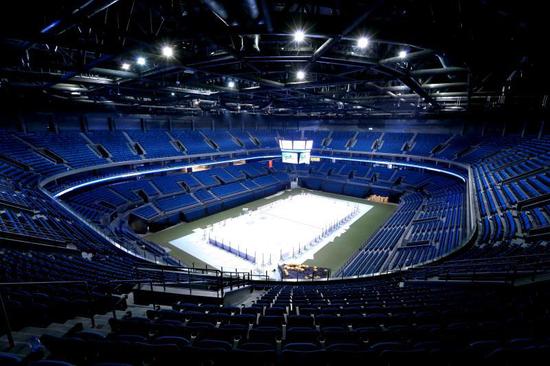 青奥体育公园7月20日前完成场馆准备 两万座体育馆迎来世界羽毛球顶级赛事