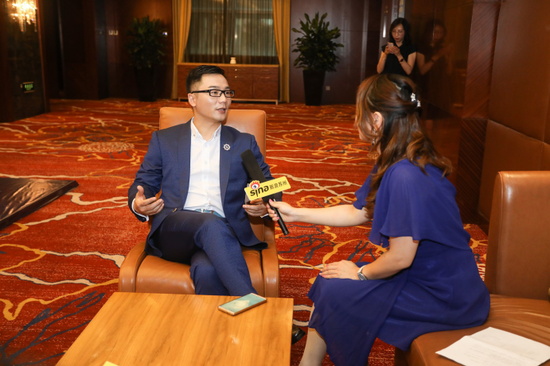 吕伟明董事长接受媒体专访