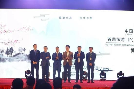 2019中国苏州首届旅游目的地婚礼博览会在苏州太湖度假区举行