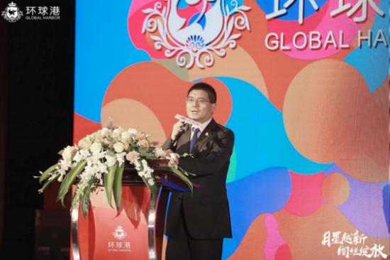 月星集团总裁助理 贾耀勇先生
