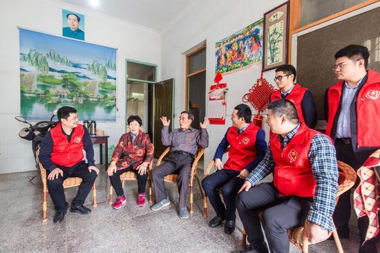 第35个国际志愿者日 苏州移动志愿服务在行动