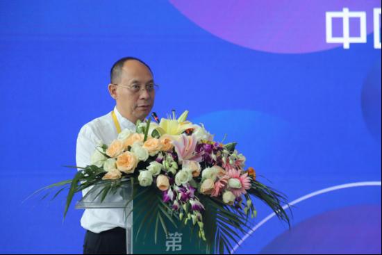 中国家具协会专家委员会副主任 陈宝光先生致辞