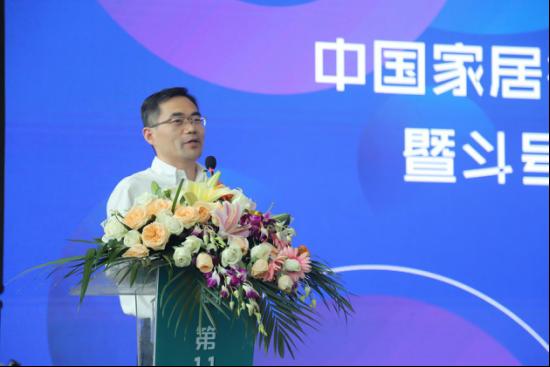 苏州工业园区科技和信息化局副调研员 李飞远致辞