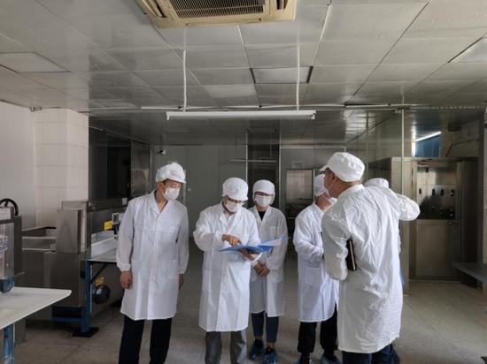 食品生产企业评估