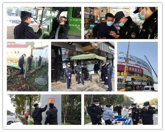 城市管理工作亮点频现 苏州吴中城管公布一季度考